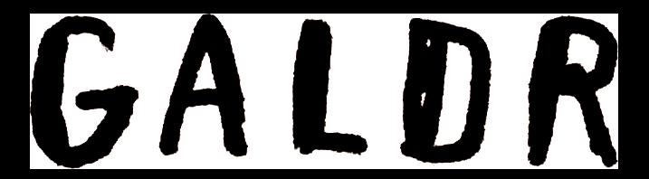 Galdr logo